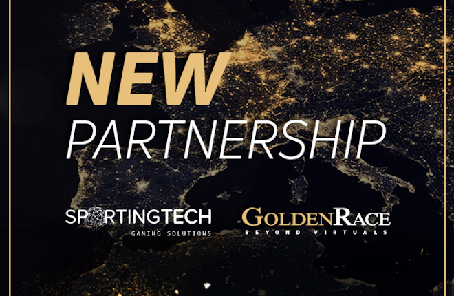 Sportingtech comenzará a ofrecer productos Golden Race