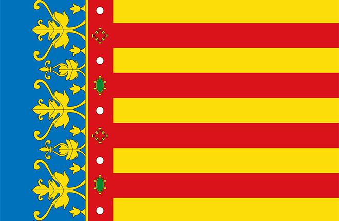 Modificación de epígrafes en el cuadro de tasas de juego en la Comunidad Valenciana