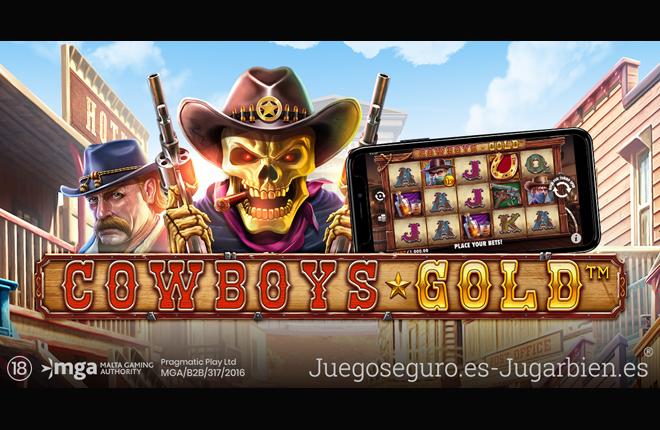 Pragmatic Play se prepara para un enfrentamiento en Cowboys Gold