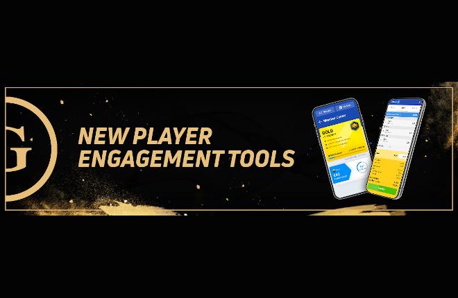 Programa de fidelización y free bets, novedades para dispositivos móviles de Golden Race