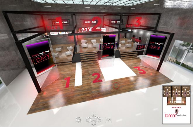 BMM lanza una nueva experiencia virtual