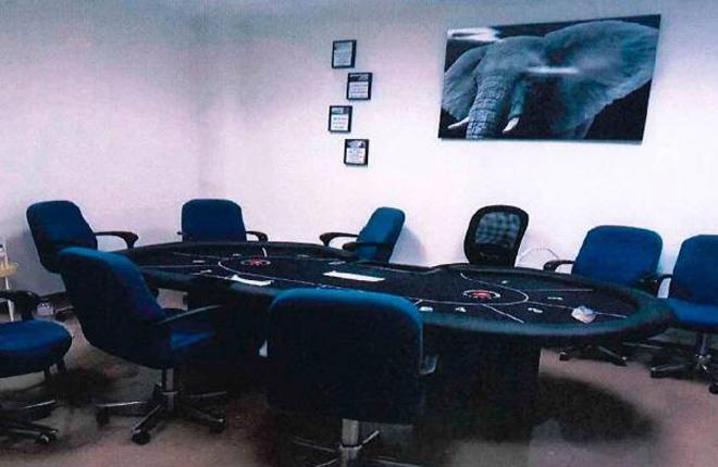 Desmantelado un casino ilegal en Nervión