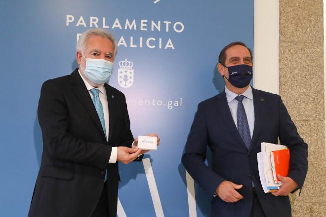 Bonificación del 30% de la cuota trimestral de las máquinas B y descuento del 20% para el bingo en Galicia