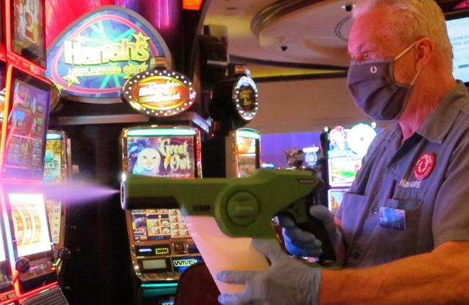 Los casinos de Atlantic City vieron caer sus ganancias más de un 37%