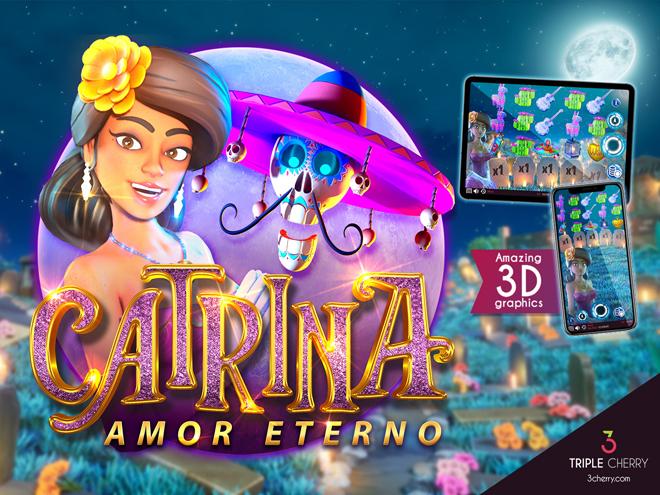 """Triple Cherry presenta su nuevo lanzamiento """"Catrina, Amor Eterno"""""""
