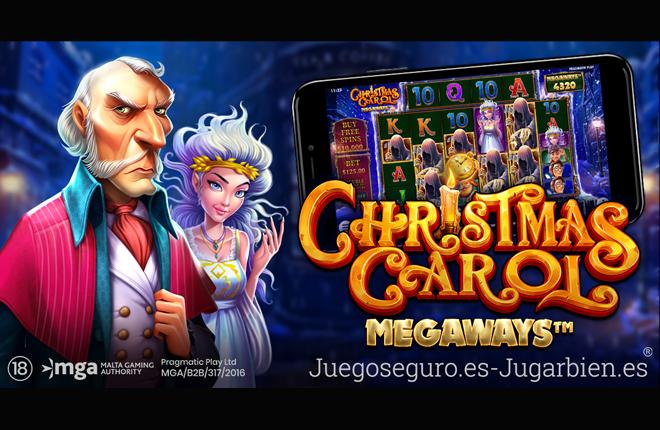Pragmatic Play le da la bienvenida a los espíritus de las Navidades en Christmas Carol Megaways™