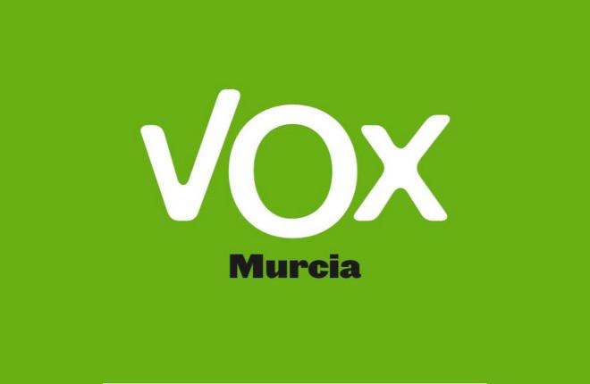 Esta es la PNL de VOX en la Región de Murcia