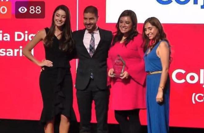 Coljuegos gana el primer y segundo lugar en los premios Latam Digital 2020 en las categorías Mejor Campaña de Inteligencia Digital y Mejor Apoyo Gubernamental a la Pyme Digital
