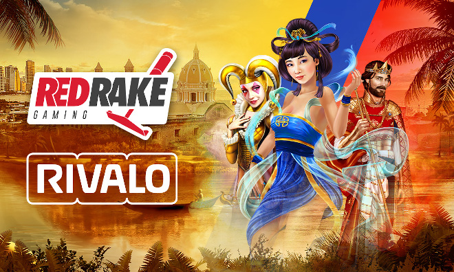 Red Rake Gaming se asocia con Rivalo en Colombia