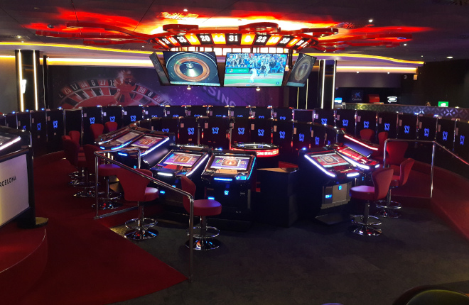El cierre por la COVID-19 le cuesta dos millones de euros a los casinos del Grup Peralada