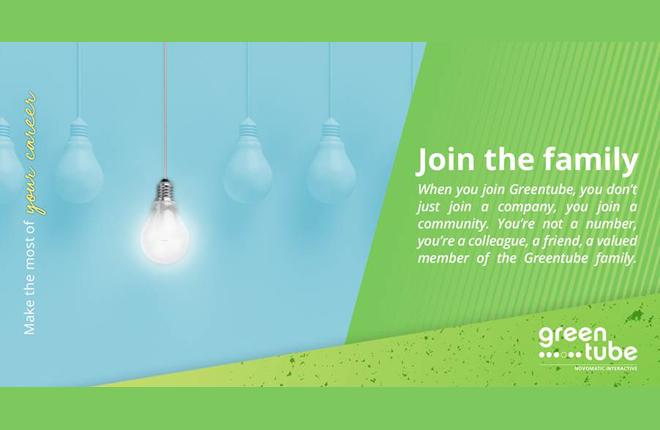 Greentube pone en marcha la contratación de más de 100 nuevos empleados