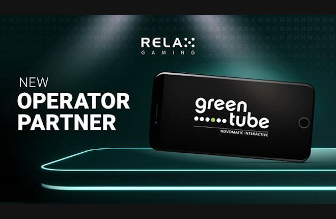 Alianza entre Greentube y Relax