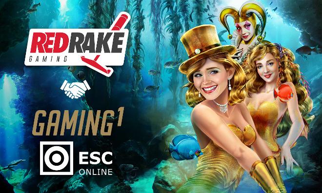 Red Rake Gaming se asocia con Gaming1 para su lanzamiento en ESC Online