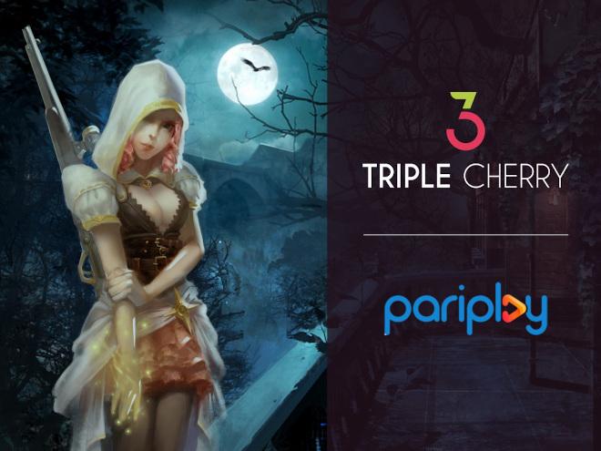 Triple Cherry firma un acuerdo de distribución con el agregador líder Pariplay
