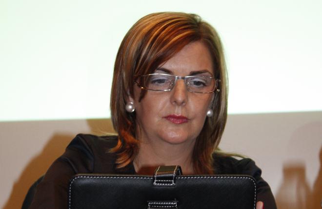 Carmen Rodrigo muy crítica con la Junta de Castilla y León por no apoyar al juego
