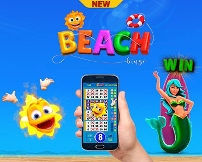 Beach Bingo, de Ortiz Gaming, ofrece grandes premios y entretenimiento a raudales