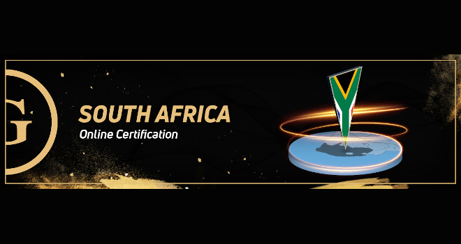 GoldenRace consigue la certificación como proveedor b2b de apuestas en Sudáfrica
