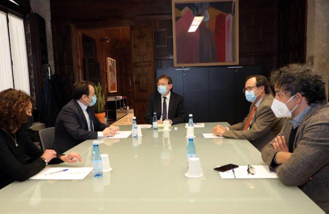 La hostelería valenciana podrá optar a créditos de entre 15.000 y 750.000 euros