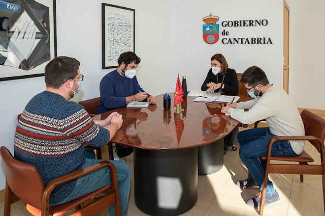 El Consejo de la Juventud colaborará en la reforma de la Ley del Juego de Cantabria