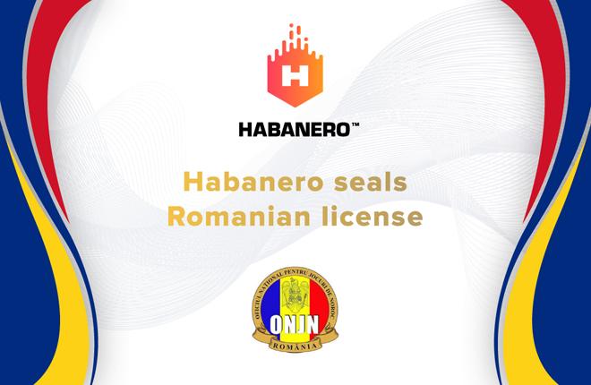Habanero acreditada en Rumanía