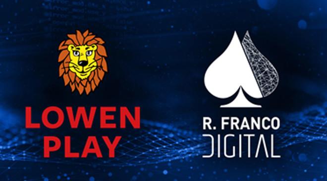 Lowen Play apuesta por los juegos de R.Franco Digital