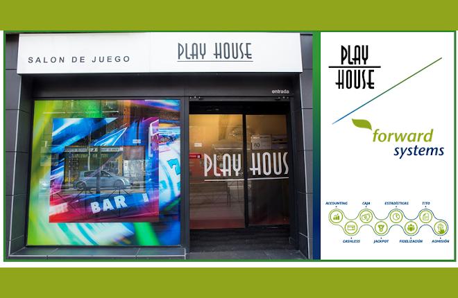 Grupo DC instala TITO de Forward Systems en su salón Play House de Madrid