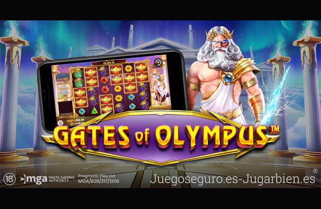 Pragmatic Play alcanza los cielos en Gates of Olympus