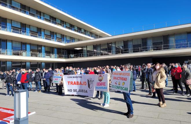 Los trabajadores del juego de Castilla y León se reunirán con el Ministerio de Consumo