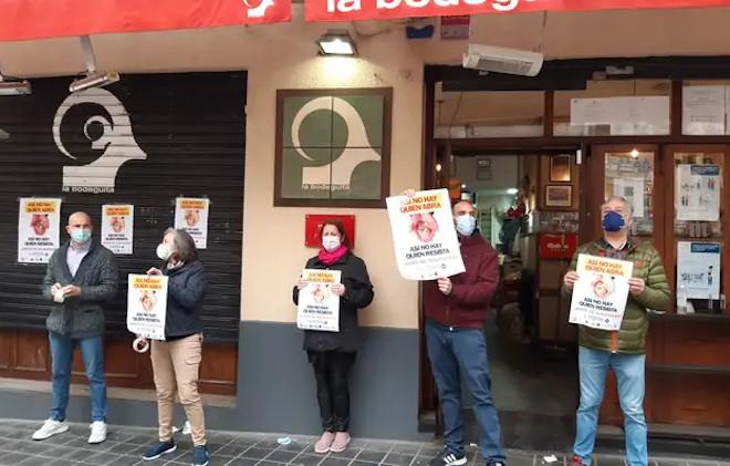 Los hosteleros valencianos reclaman a la Generalitat que amplíen el horario hasta las diez de la noche